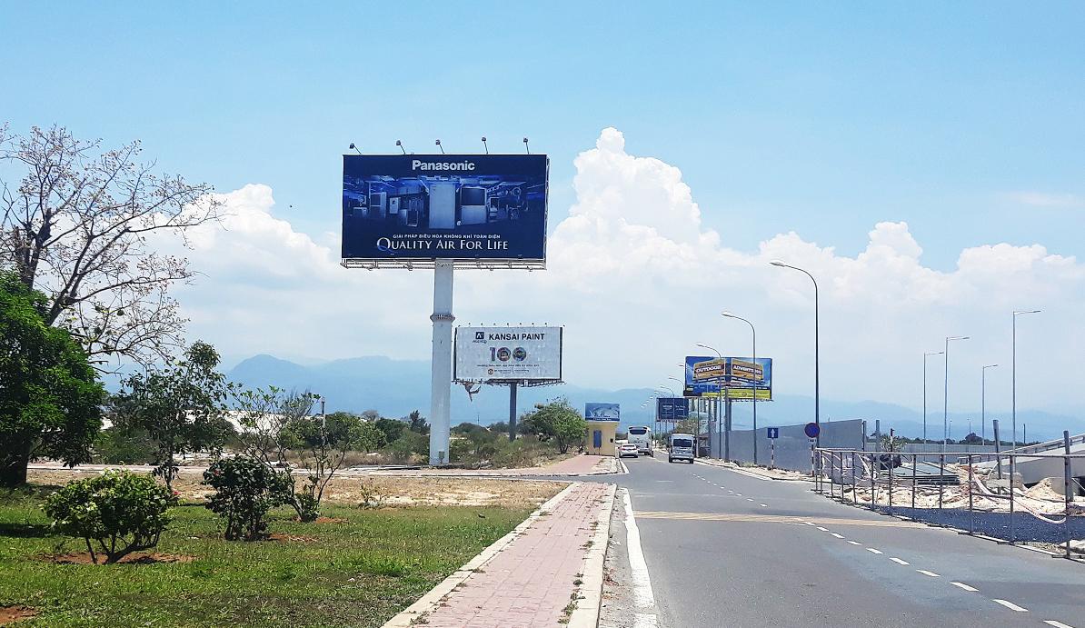 Cho thuê vị trí đặt biển quảng cáo ngoài trời tại 63 tỉnh thành